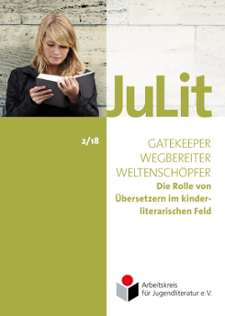 Cover JuLit 2/2018